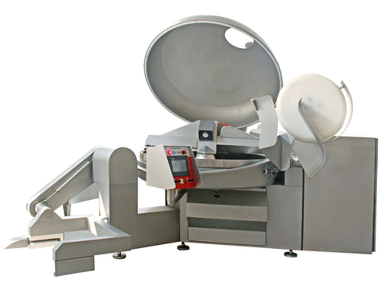 Bowl Cutter Chopper Mixer ZB 80 .125 .200 .330 .420