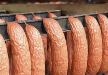 Sausage Production Processing Insight