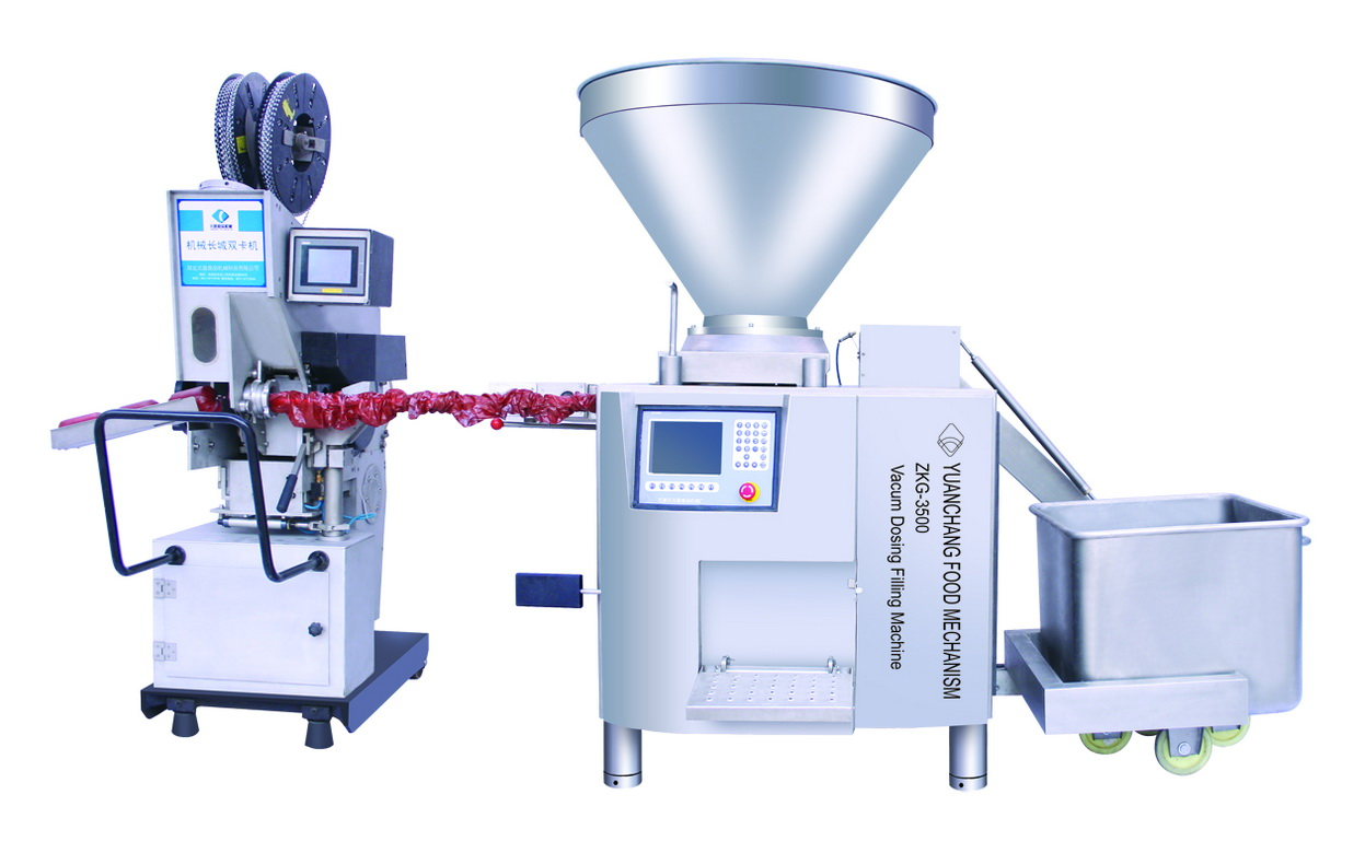 Sausage Filling Machine at Best Price in China